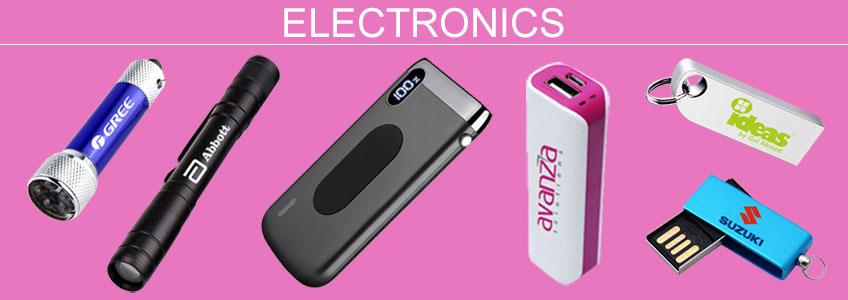 Promotional Electronics